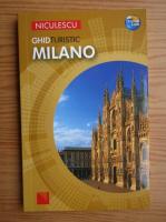 Anticariat: Ghid turistic Milano