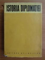 Anticariat: Istoria diplomatiei (volumul 1)
