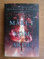 Anticariat: Kiersten White - Maret vom arde