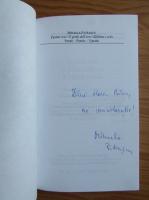 Mihai Patrascu - Tipatul orei (cu autograful autoarei)