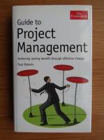 Paul Roberts - Project management