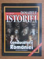 Anticariat: Revista Dosarele istoriei, an IV, nr. 3 (31), 1999