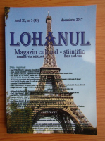Anticariat: Revista Lohanul, nr. 43, decembrie 2007