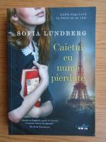 Sofia Lundberg - Caietul cu nume pierdute