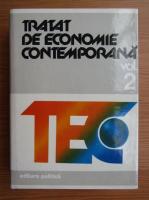 Anticariat: Tratat de economie contemporana (volumul 2)