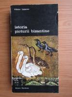 Anticariat: Viktor Lazarev - Istoria picturii bizantine (volumul 2)