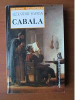 Anticariat: Alexandru Safran - Cabala