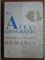 Anticariat: Atlas Geografic Republica Socialista Romania (1965)