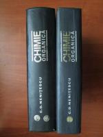 Anticariat: C. D. Nenitescu - Chimie organica (2 volume, editia a VII-a)