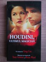 Greg Cox - Houdini, ultimul magician