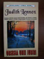 Anticariat: Judith Lennox - Obsesia unei iubiri