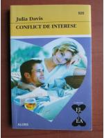 Anticariat: Julia Davis - Conflict de interese