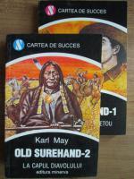 Anticariat: Karl May - Old Surehand (2 volume)