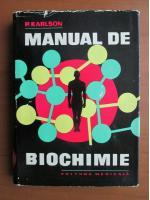 P Karlson - Manual de biochimie