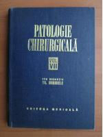 Anticariat: Th. Burghele - Patologie chirurgicala (volumul 7)