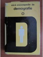 Anticariat: Vladimir Trebici - Mica enciclopedie de demografie