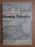 Carmina Balcanica - Review of south-east european spirituality and culture, year V, nr. 2, november 2013