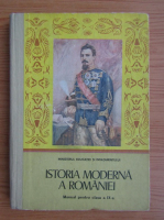 Anticariat: Elisabeta Hurezeanu - Istoria moderna a Romaniei