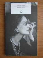 Louise De Vilmorin - Memoires de Coco