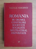 Nicolae Ceausescu - Romania pe drumul construirii societatii socialiste multilateral dezvoltate (volumul 17)
