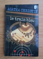Anticariat: Agatha Christie - Le train bleu