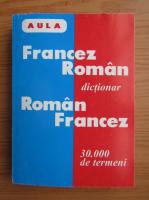 Anticariat: Aurelia Dumitriu - Dictionar francez-roman, roman-francez