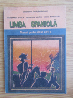 Constanta Stoica, Georgeta Vantiu - Limba spaniola. Manual pentru clasa a VII-a (1996)