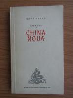 G. Calinescu - China noua