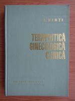 Ioan Vinti - Terapeutica ginecologica clinica