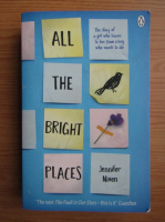 Anticariat: Jennifer Niven - All the bright places