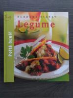 Anticariat: Legume (Reader's Digest)