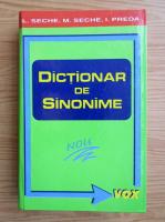 Anticariat: Luiza Seche - Dictionar de sinonime