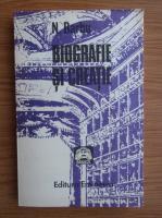 N. I. Barbu - Biografie si creatie