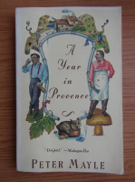 Peter Mayle - A Year in Provence