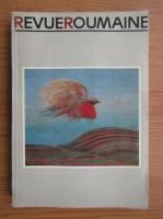 Anticariat: Revue Roumaine, anul XXXVII, nr. 2-3