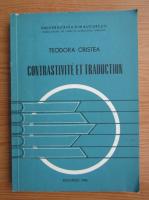 Teodora Cristea - Contrastivite et traduction