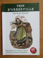 Anticariat: Thomas Hardy - Tess D'Uberville