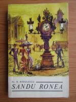 Anticariat: Al. D. Radulescu - Sandu Ronea