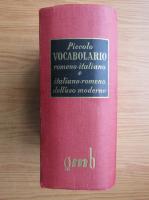 Anticariat: Anca Balaci - Piccolo vocabolario romeno-italiano dell'uso moderno