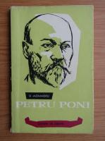 Anticariat: D. Alexandru - Petru poni