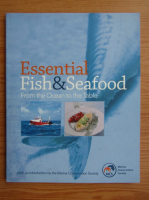 Anticariat: Essential fish and sea food