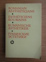 Anticariat: Gheorghe Stroia - Romanian aestheticians