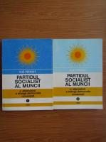 Anticariat: Ilie Verdet - Partidul socialist al muncii (2 volume)