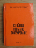 Ion Pascadi - Esthetique roumaine contemporane