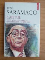 Jose Saramago - Caietul