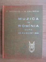Nicolae Calinoiu - Muzica in Romania dupa 23 august 1944