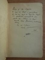 Anticariat: Radu Boureanu - Fata din umbra (cu autograful autorului, 1936)
