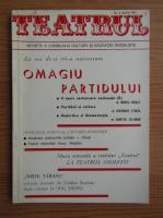 Anticariat: Revista Teatrul, nr. 4, aprilie, 1981