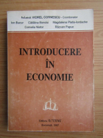 Viorel Cornescu - Introducere in economie