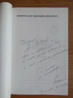 Anticariat: Constantin Severin - Improvizatii pe cifraj armonic (cu autograful si dedicatia autorului pentru Balogh Jozsef)